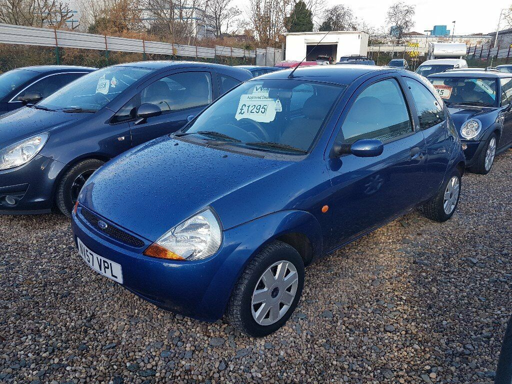 Ford Ka   Low Mileage High Spec Lovely Car Starts And Drives