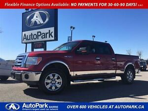 2009 Ford F-150 XLT / LINED BED & BOX / TONNEAU