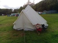 4 M Bell tent