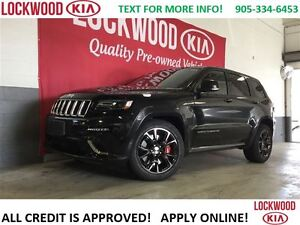 2016 Jeep Grand Cherokee SRT - WOW! LOADED!!!