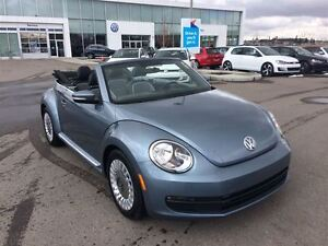 2016 Volkswagen Beetle 1.8 TSI Denim Edition