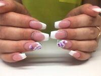 Good quality nail treatments.