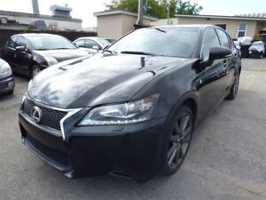 2013 Lexus GS 350 AWD & NAVI & BACK UP CAM & F SPORT