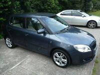 Skoda Fabia TDI, low miles immaculate condition