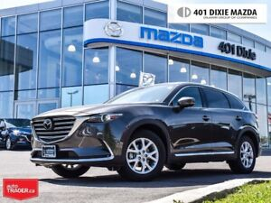 2017 Mazda CX-9 GT, ONE OWNER, 1.9% AVAILABLE, MOONROOF