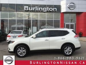 2015 Nissan Rogue SV, FWD, ACCIDENT FREE !