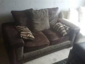 Single item sofa ideal to fill a space