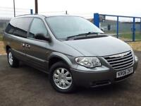 CHRYSLER GRAND VOYAGER LIMITED (grey) 2006