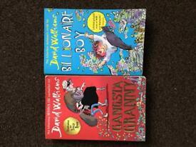 David Walliams story books