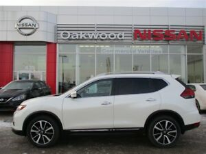 2017 Nissan Rogue SL Platinum *FUlly Loaded All Wheel Drive*