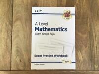 A level maths workbook