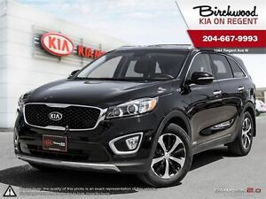 2016 Kia Sorento EX AWD *2.0L Turbo\Heated Leather Seating*