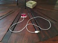 iPod shuffle with doc