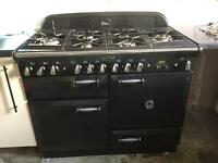 Nearly new Rangemaster duel fuel cooker