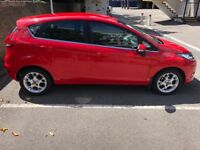 Ford Fiesta 62 plate low mileage
