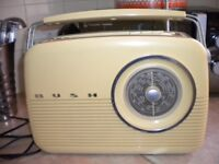 Bush D A B Digital radio
