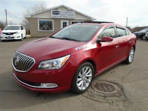 2014 Buick LaCrosse Leather Sunroof