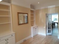 Putney Furn 5 Bed 2 Bath Hse * HMO * 2 Recep + Dining, Study * River + Park Near * Tube, Shops 15min