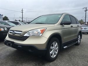 2007 Honda CR-V EX,POWER SUNROOF,ALLOY RIMS,LOW KM.