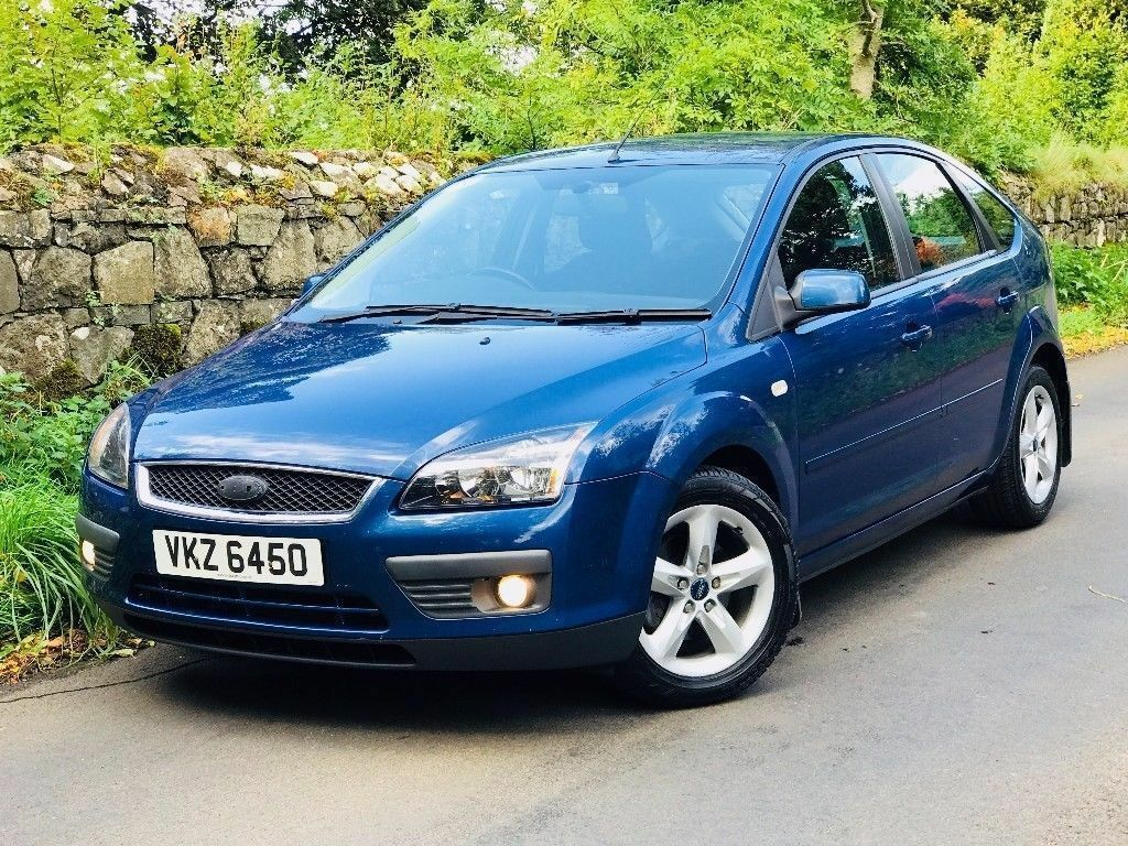 2008 Ford Focus 1.6 16v Zetec Climate 5dr, long mot, trade in considered, credit cards accepted.