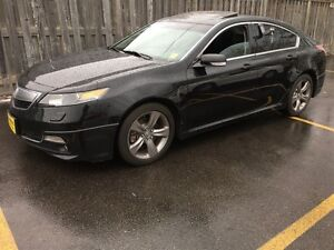 2014 Acura TL Tech Package, A-SPEC Navigation, Leather, Sunroof,