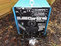 Clarke Weld 450 TE Turbo ARC Welder