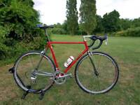 Cinelli vintage road bike. As new. Campagnolo groupset