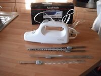 Russell Hobbs Electric Knife still in box