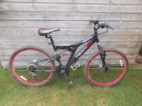 Ladies Mountain Bike Dunlop Sport