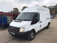 FORD TRANSIT T350 LWB HI-TOP 2012REG FOR SALE