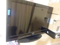 32 inch sanyo tv with picture in picture free tv, cable tv, pc port vga