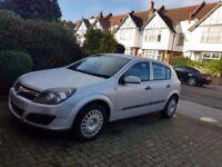Reliable Vauxhall Astra , 5 door hatchback 1.4 Full MOT incl.