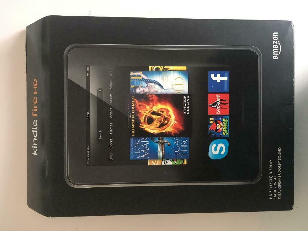 "Kindle fire HD 7"" -2012 