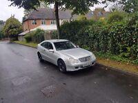 Mercedes Benz C180, 12 months MOT, Full main dealer history! Bargain!!