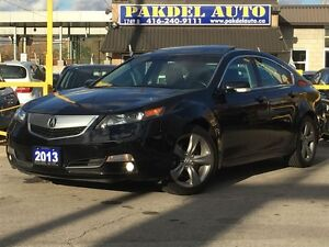 2013 Acura TL SH AWD*ACCIDENT FREE*NAVI*CAMERA*BLUETOOTH*TECH PK