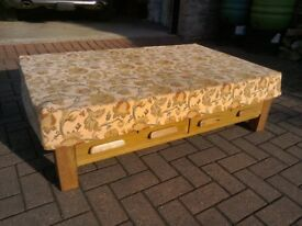 Large Footstool (extra seating)