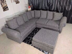 **EXPRESS DELIVERY** BRAND NEW STYLISH RIO (3+2) SOFA SET OR CORNER SOFA