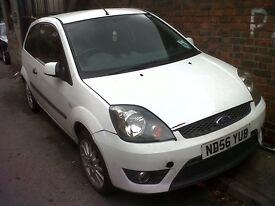 Ford Fiesta ST / Zetec S (02 - 08) Breaking Spares parts for sale mk6 mk6.5 fusion KA mk7