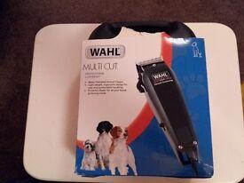 Wahl dog clipper set