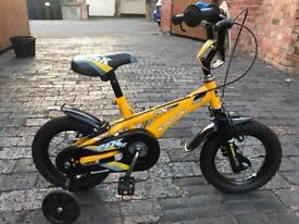 Children's kawasaki bike