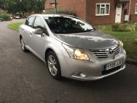TOYOTA AVENSIS T4 FULL LEATHER SEATS 1 OWNER FULL HISTORY