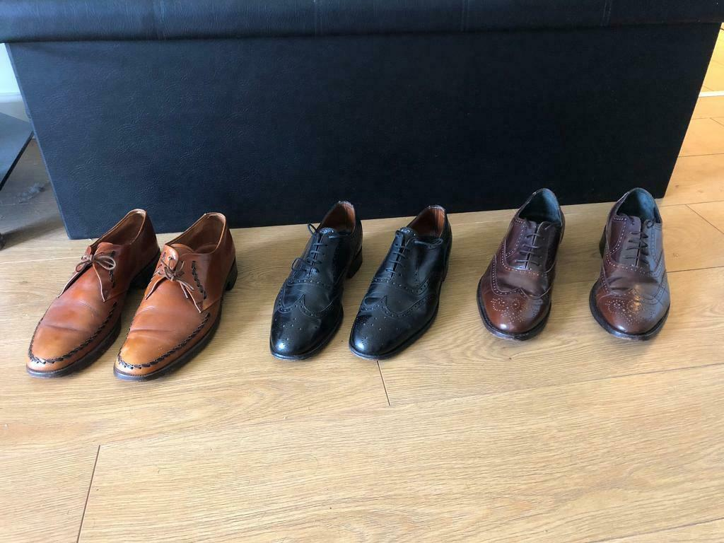 3 Mens Shoes For 30 In Welwyn Garden City Hertfordshire Gumtree