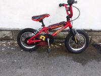 """Mongoose BMX 12"""" bike"""