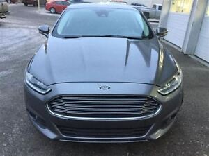 2014 Ford Fusion SE (Colored Touch Screen, Back Up Camera, FWD) Edmonton Edmonton Area image 2