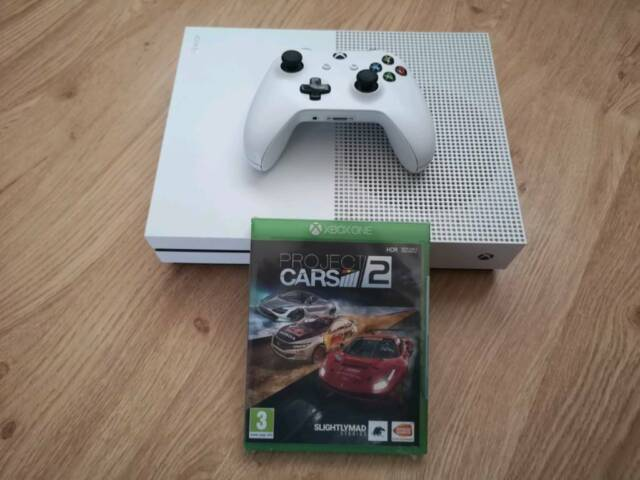 Xbox One S 1tb Project Cars 2 In Middlesbrough North Yorkshire