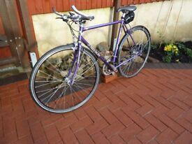 Nelson road bike