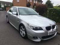 Bmw 5 series 525d Msport Automatic