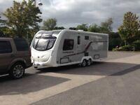Caravan - Swift Conqueror 645 2013 Model