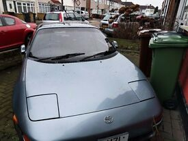 Toyota Mr2 Mk2 Silver T-Bar 2.0