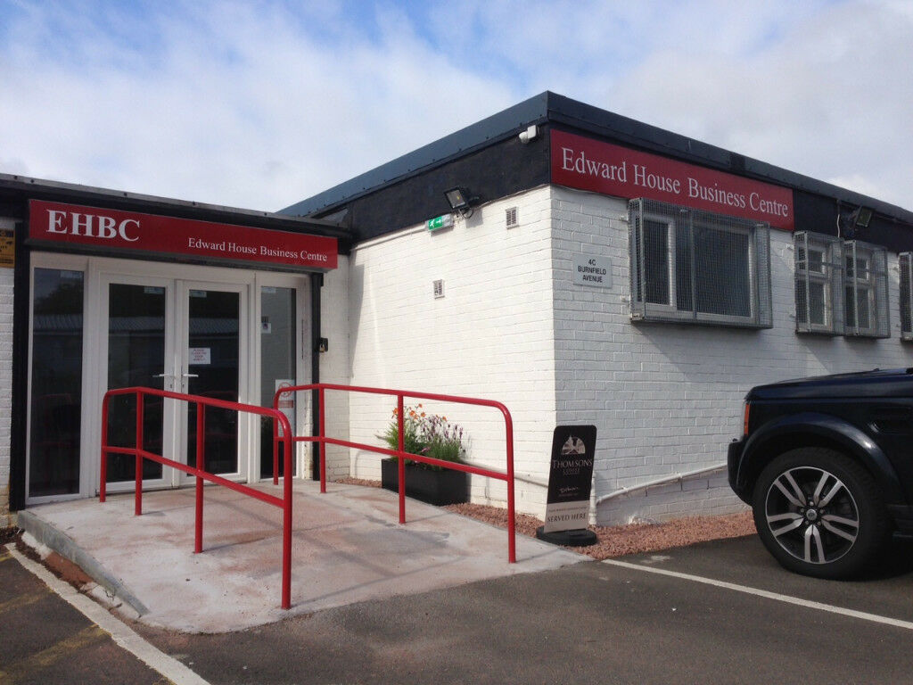 Office Space available to Rent in Fully Serviced Business Centre on Burnfield Avenue